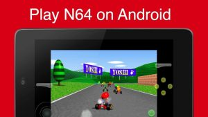 Cooln64 emulator for Android mobile