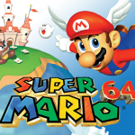Download Super Mario 64 rom game