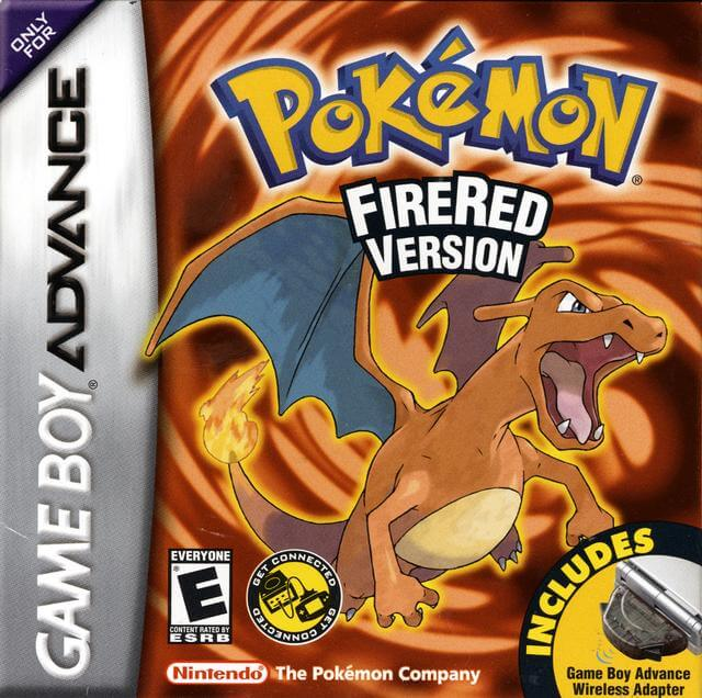 download Pokémon Fire Red ROM for free