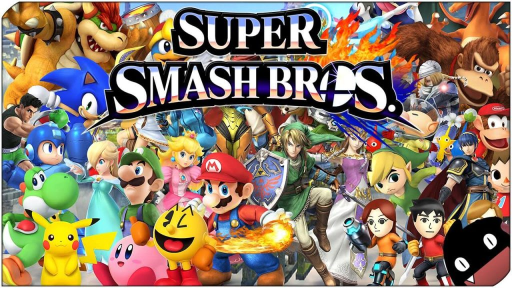 Super smash Bros ROM for Nintendo 64