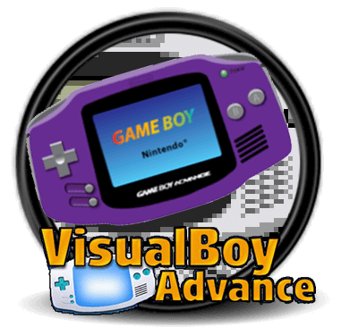 VisualBoyAdvance emulator for GBA